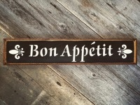 French Country Decor Ideas, Handmade Wood Signs, Kitchen and Dining Decor, Wall Art, Signs for the Home, Country Home Decor