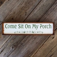 Porch Signs, Patio Decor, Outdoor Signs, Handmade Wood Signs, Outdoor Living, Home Decorating Ideas