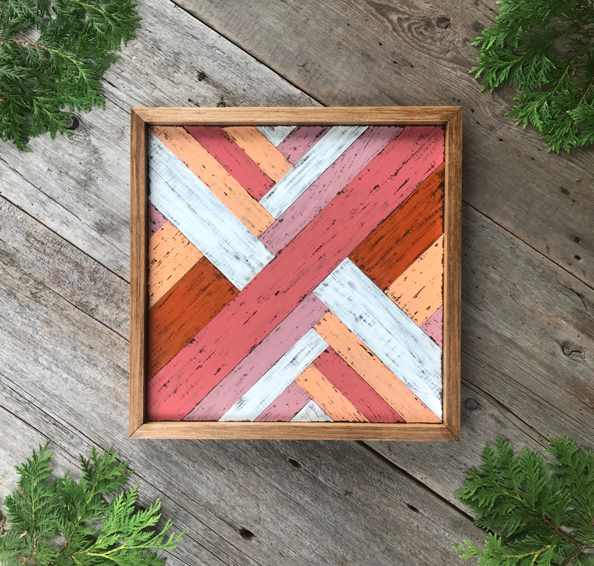 Barn Quilt, Wood Wall Art, Quilt Square, Wood Quilt Block
